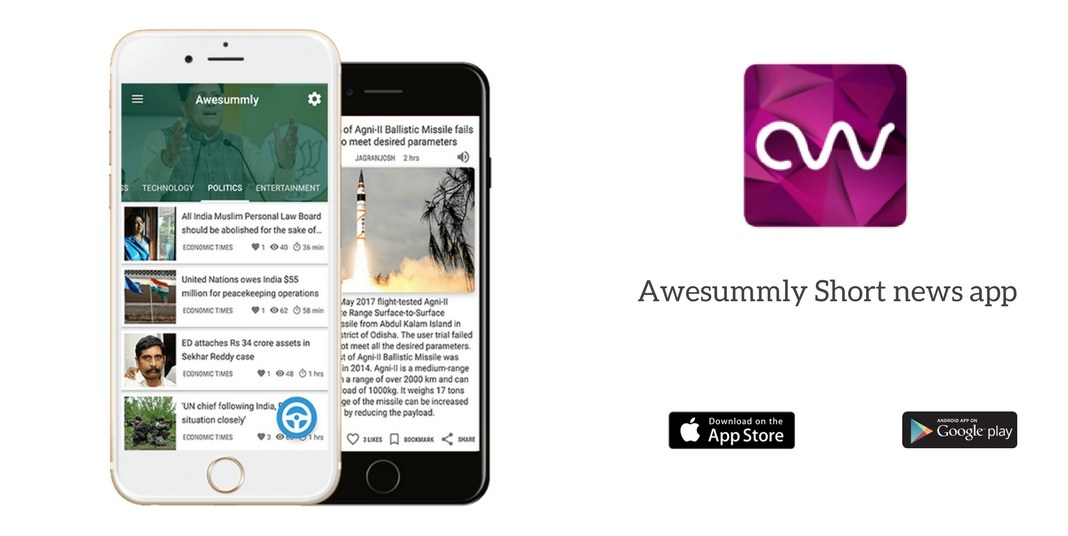 Awesummly – The Best Short News App for Android!