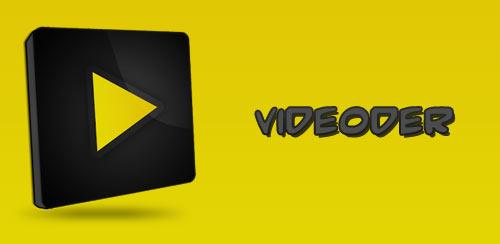 videoder pour pc