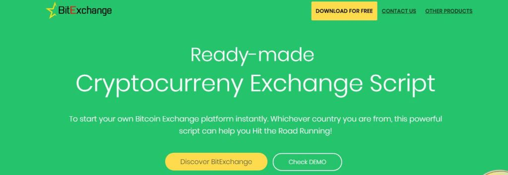 open source cryptocurrency exchange script