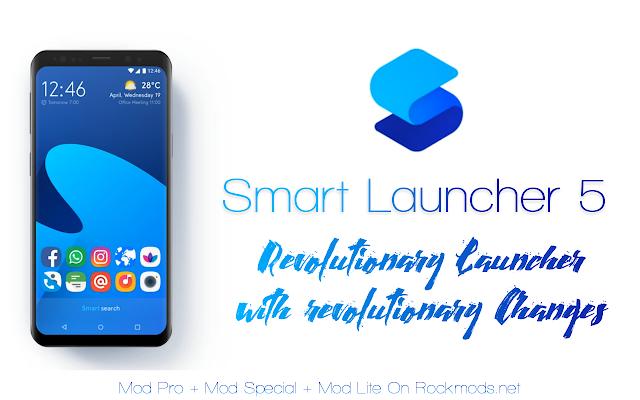 Smart Launcher 5 Pro Mod APK + Lite Mod