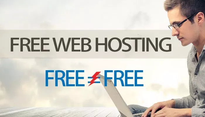 Why not use a Free hosting and always go with Paid Hosting